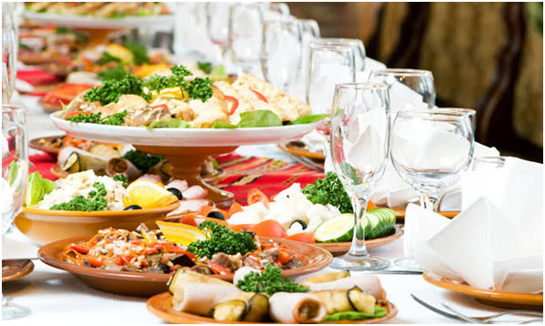 Choose from the Best Indian Food Catering for Your Grand Wedding