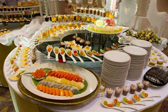 Make the gathering unforgettable with gourmet gathering