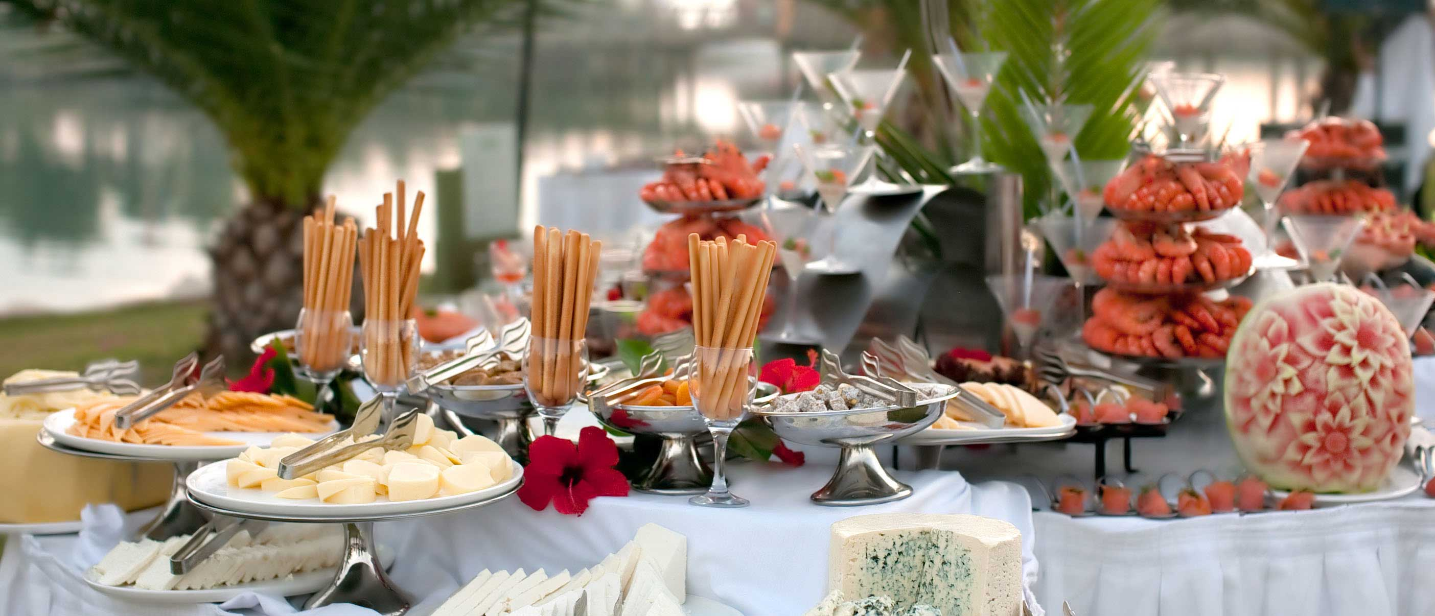 Vegetarian wedding caterers: Some useful tips to make the correct choice